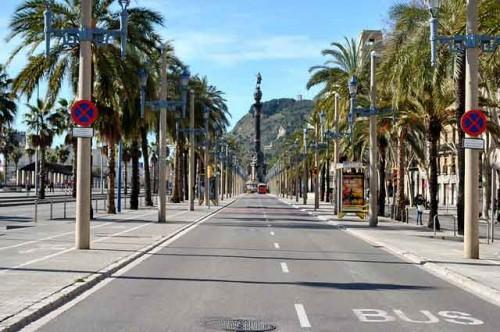Una excursión por Barcelona