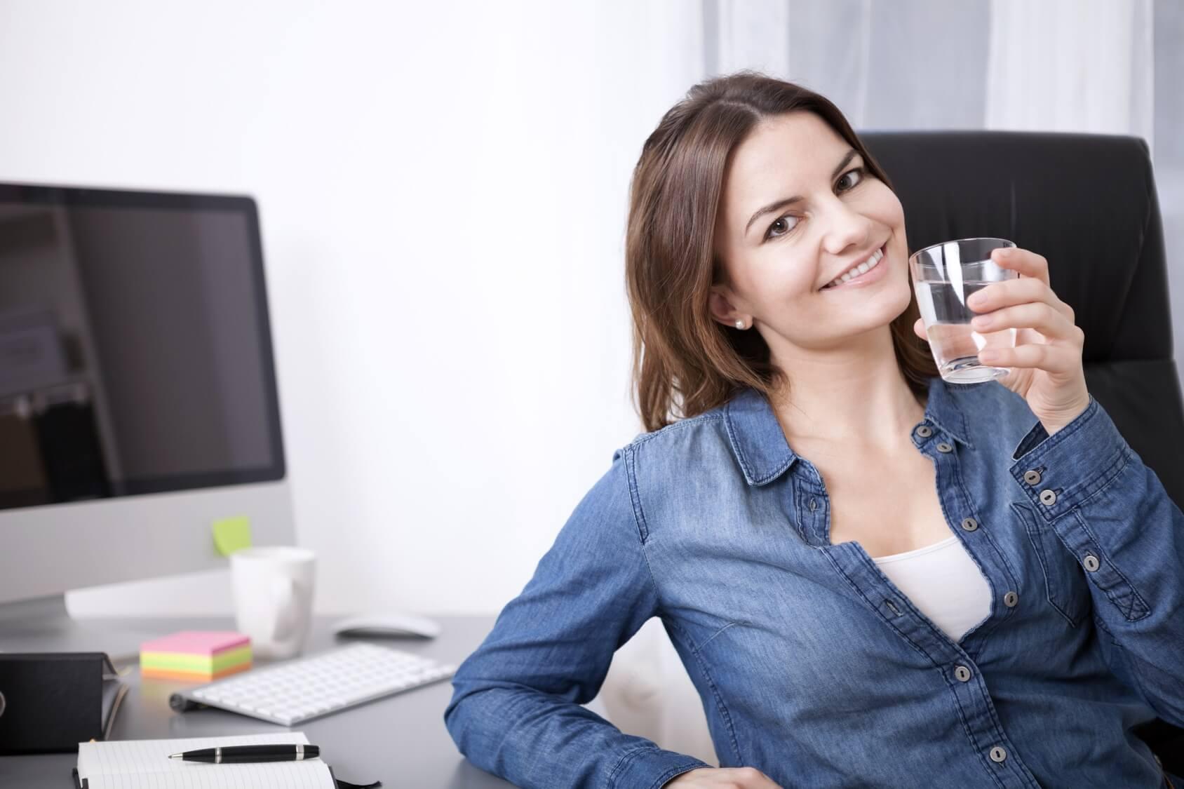 Agua Edén, de la naturaleza a tu oficina