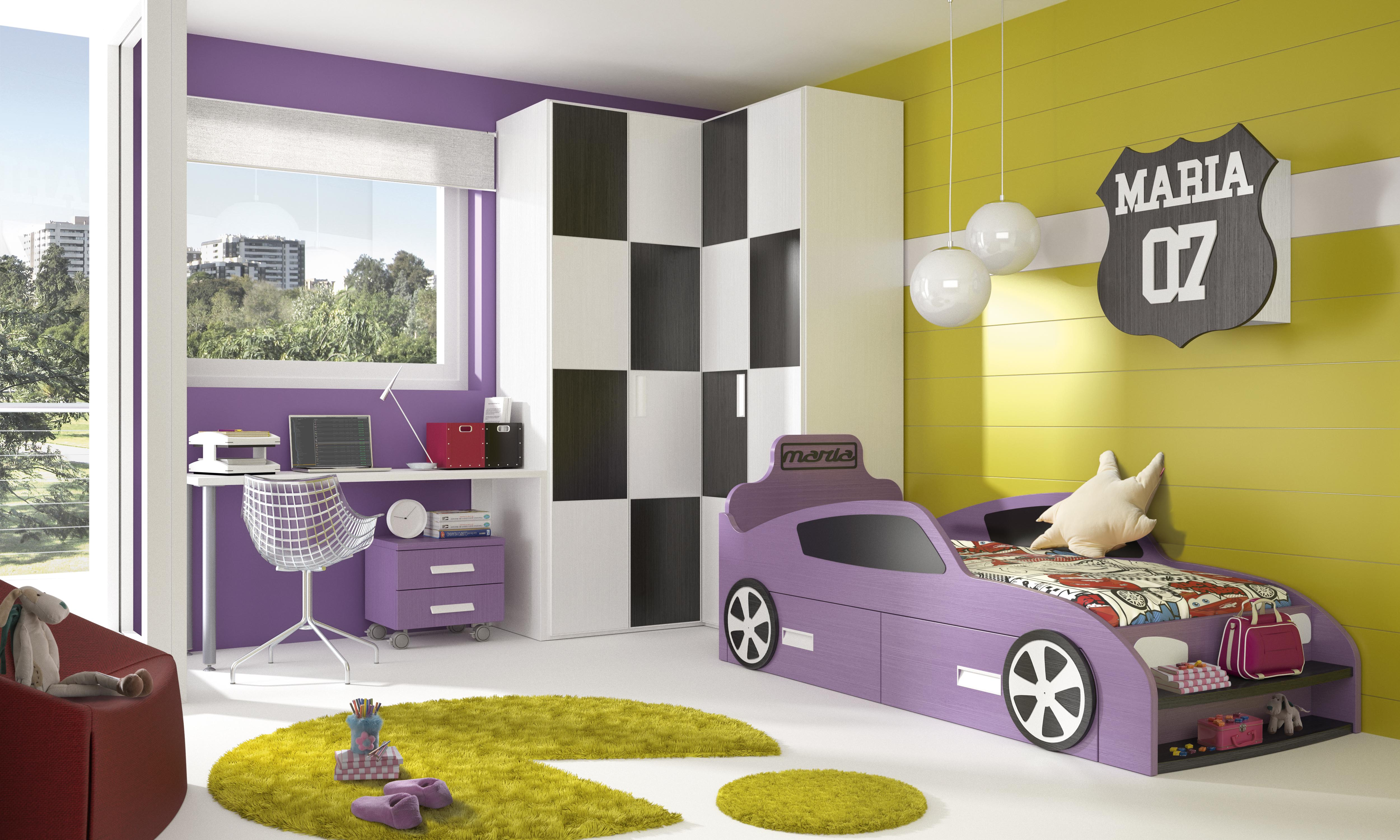 Habitaciones infantiles originales: a un paso de la imaginación