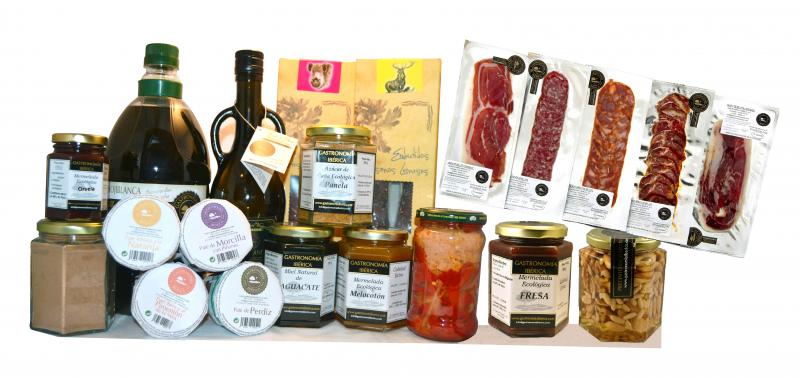 Productos gourmet online, un regalo inolvidable