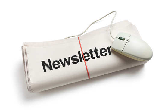 ¿Cuáles son los errores frecuentes que  se cometen en el envío de newsletters?