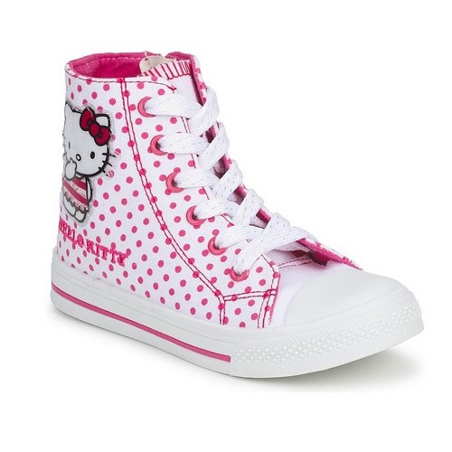 El mejor regalo para tu hija las Zapatillas de Hello Kitty