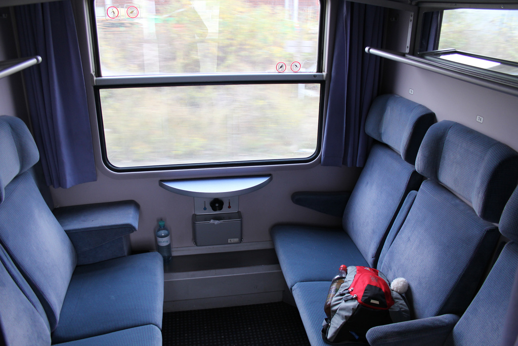 Viaje de España a Francia en tren, una experiencia inolvidable
