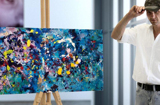 Radim Kacer: Pintura al óleo, una técnica trascendental